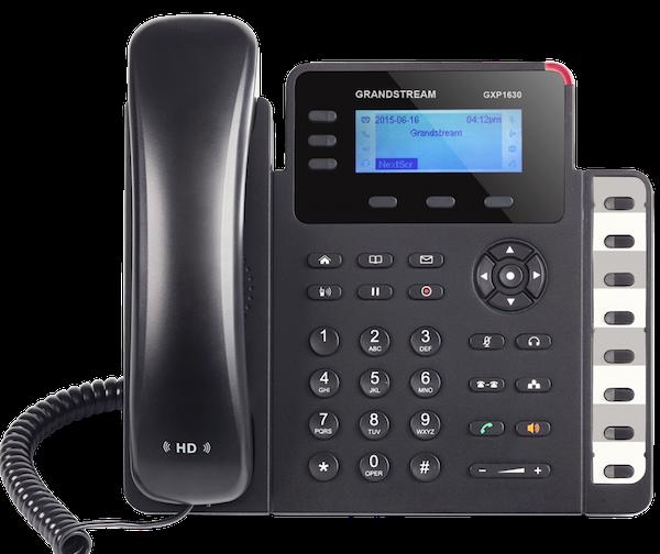 Teléfonos IP para corporativos