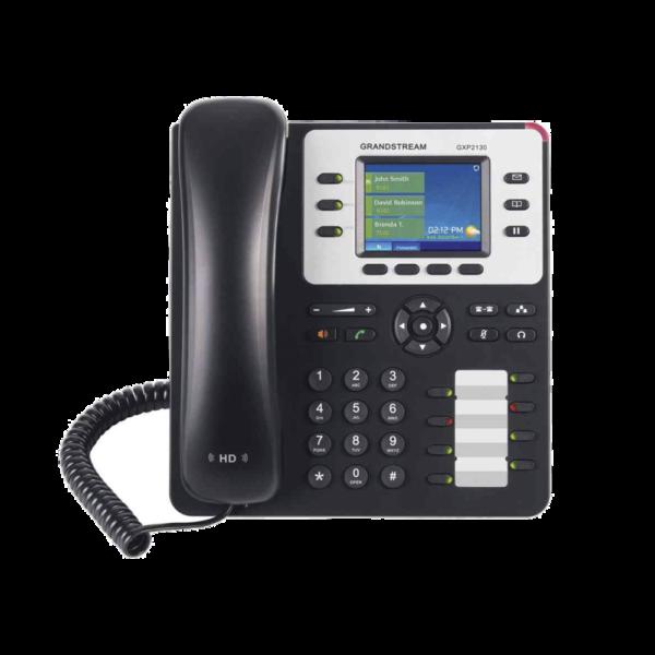 Llamadas profesionales con telefonía IP